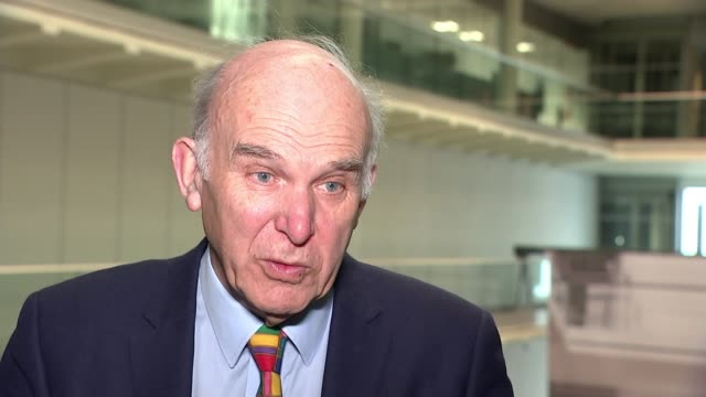 Government holds lastditch rescue talks with company bosses ENGLAND London GIR INT Sir Vince Cable MP interview SOT What does need to happen is that...