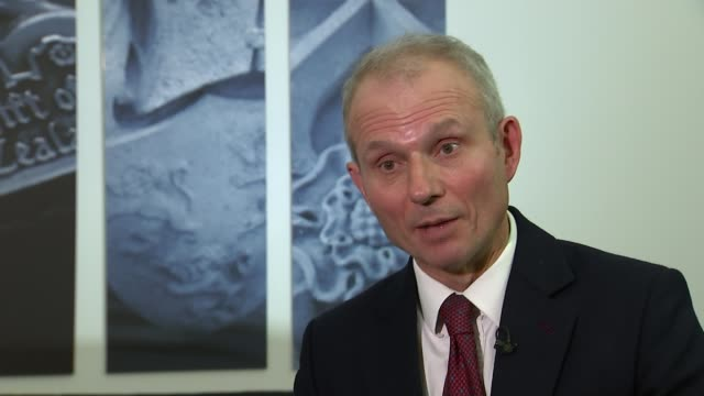 INT David Lidington MP interview SOT Our job is to protect key public services and that's what we're doing we're going to pay not Carillion anymore...