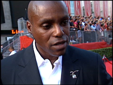 carl lewis at the espy awards at the kodak theatre in hollywood, california on july 10, 2002. - espy awards stock videos & royalty-free footage