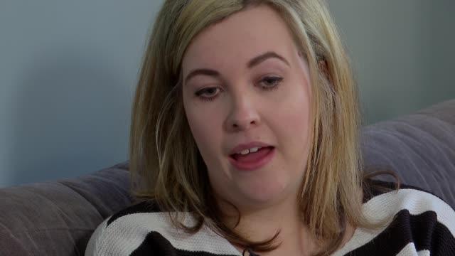 Carl O'Brien murder police offer 20000 pound reward for information ENGLAND London Sutton INT Laura O'Brien interview SOT CUTAWAY reporter