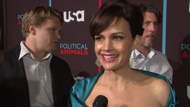 carla gugino on her dress. on researching her role as a journalist. on all of the books she read about reporting. on the journalist she based her... - working animals stock videos & royalty-free footage