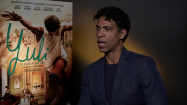 carlos acosta describes what it was like to have the duke and duchess of cornwall visit his dance company in cuba at 'yuli- the carlos acosta story'... - cuba stock videos & royalty-free footage