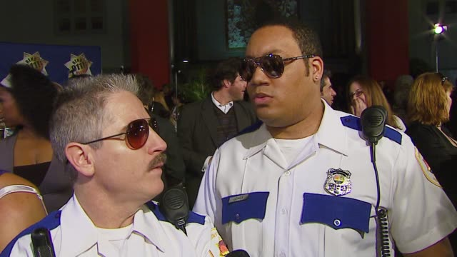 carlos alazraqui and cedric yarbrough on working in miami , how the movie misrepresents them and the anna nicole smith murder mystery at the 'reno... - anna nicole smith stock videos & royalty-free footage