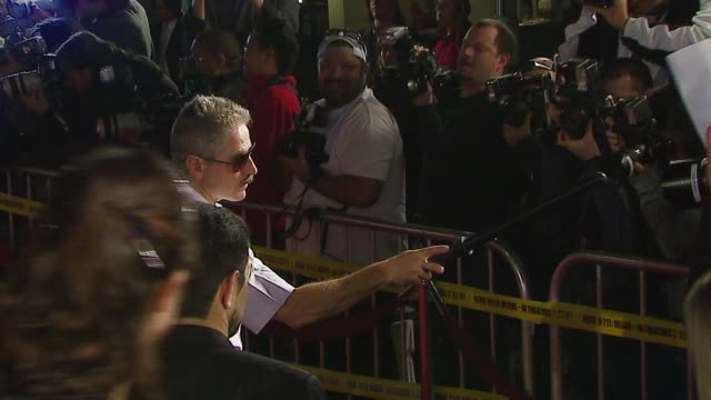 Carlos Alazraqui at the 'Reno 911 Miami' Premiere at Grauman's Chinese Theatre in Hollywood California on February 16 2007