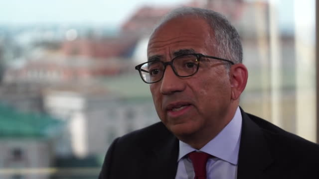 Carlos Cordeiro Chairman of the North American 2026 World Cup bid saying he hopes their bid is analysed 'not in a geopolitical context but what's in...