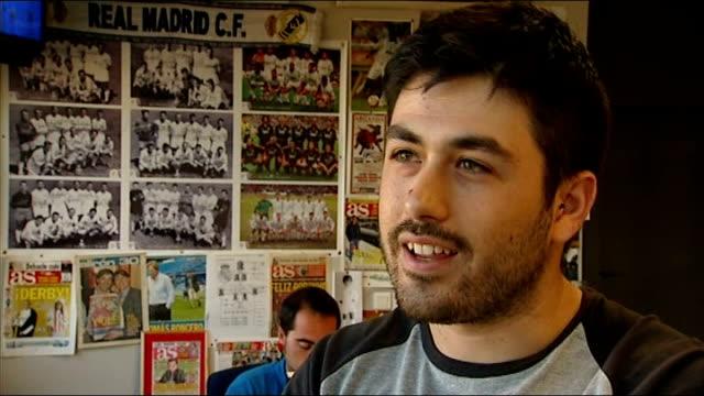 carlos forjanes interview sot - リチャード・パロット点の映像素材/bロール