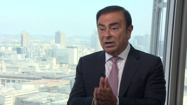 vidéos et rushes de carlos ghosn of nissan saying 'we don't want to take any decision in the dark and we don't want to make any decision that we will regret in the... - ghosn