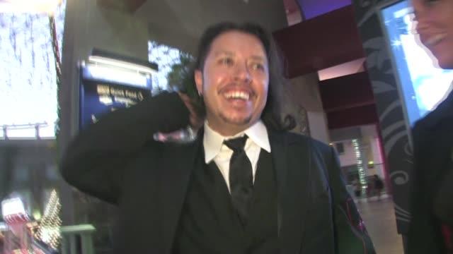 carlos ramirez celebrates birthday at infusion lounge in universal city - ユニバーサルシティ点の映像素材/bロール