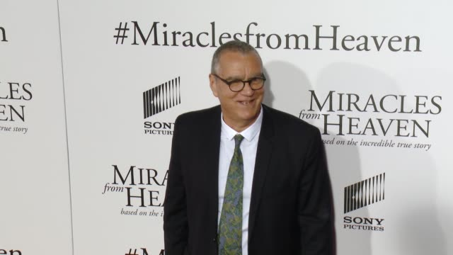 carlos siliotto at miracles from heaven los angeles premiere at arclight cinemas on march 09 2016 in hollywood california - arclight cinemas hollywood stock videos & royalty-free footage
