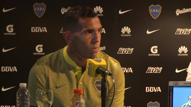 Carlos Tevez hopes to turn back the clock and use his return to Boca Juniors as a springboard to get back in the Argentina team for this year's World...