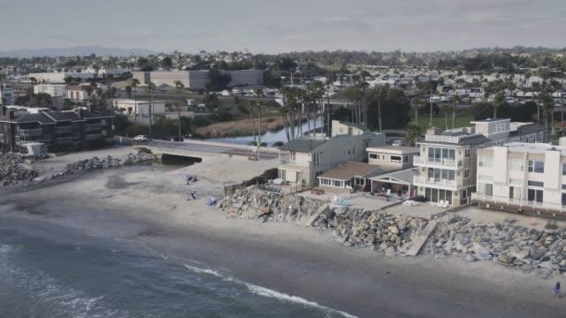 vídeos y material grabado en eventos de stock de antena california de carlsbad - carlsbad california