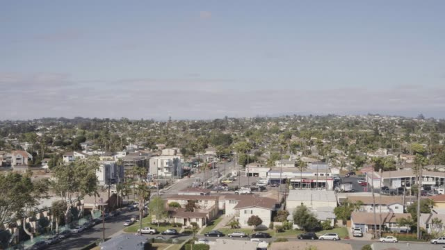 Carlsbad California Aerial