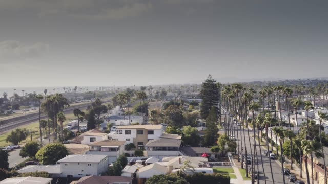 carlsbad california aerial - carlsbad california stock videos & royalty-free footage