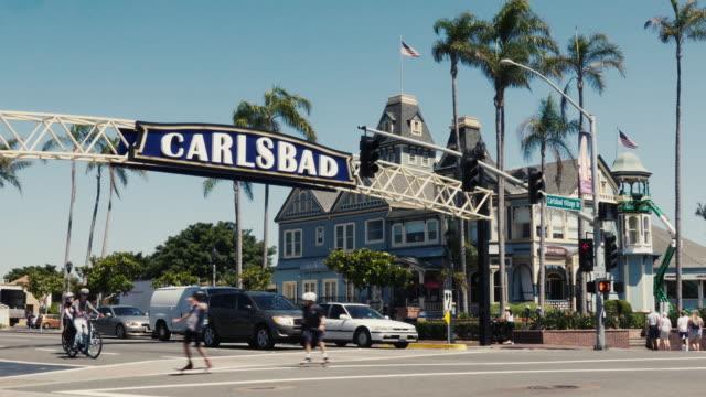 carlsbad, california - carlsbad california stock videos & royalty-free footage