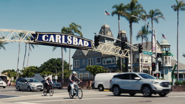 carlsbad, california - carlsbad california stock videos & royalty-free footage