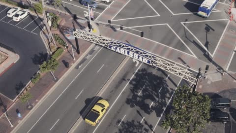 carlsbad sign california aerial - carlsbad california stock videos & royalty-free footage