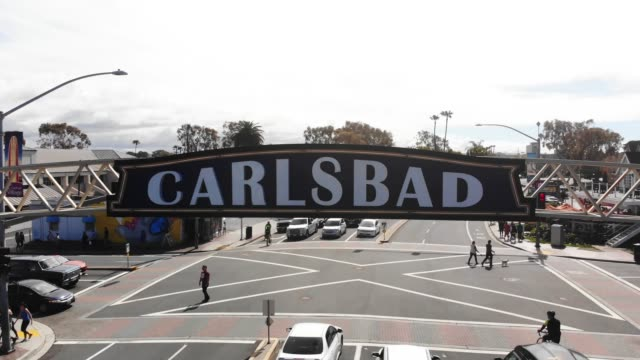 carlsbad - carlsbad california stock videos & royalty-free footage