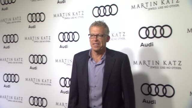 Carlton Hughes at the Audi And Martin Katz Celebrate The 2012 Golden Globe Awards in West Hollywood CA