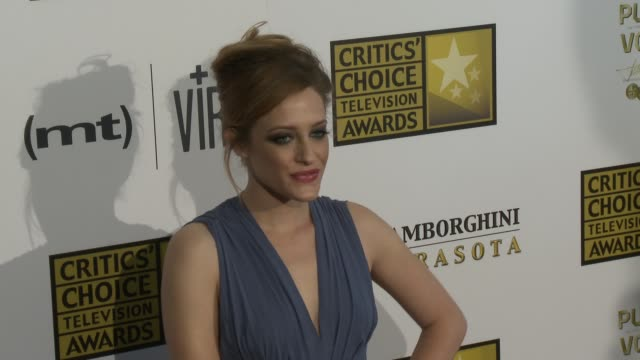 Carly Chaikin at Broadcast Television Journalists Association's 3rd Annual Critics' Choice Television Awards on 6/10/2013 in Beverly Hills CA