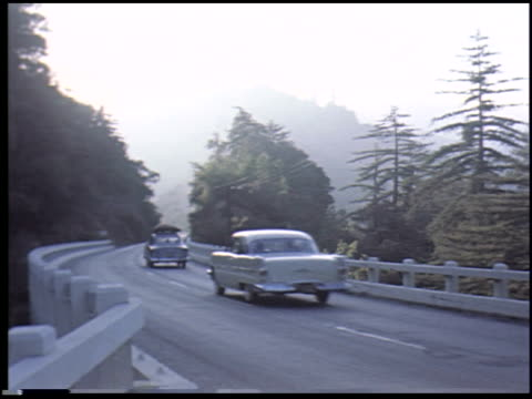[carmel, california, august 2, 1955] - 3 of 14 - see other clips from this shoot 2299 stock videos and b-roll footage