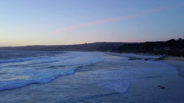 carmel-by-the-sea, ca - carmel california stock videos and b-roll footage