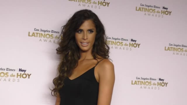 carmen carrera at the 2016 latinos de hoy awards at dolby theatre in hollywood on october 09, 2016 in hollywood, california. - the dolby theatre stock videos & royalty-free footage