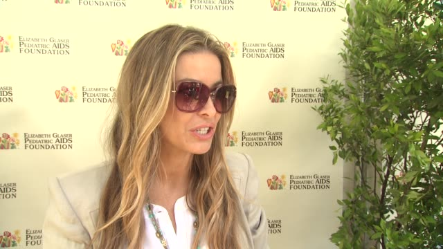 Carmen Electra on today's event on how other's can get involved and on what she's looking forward to at 23rd Annual 'A Time For Heroes' Celebrity...