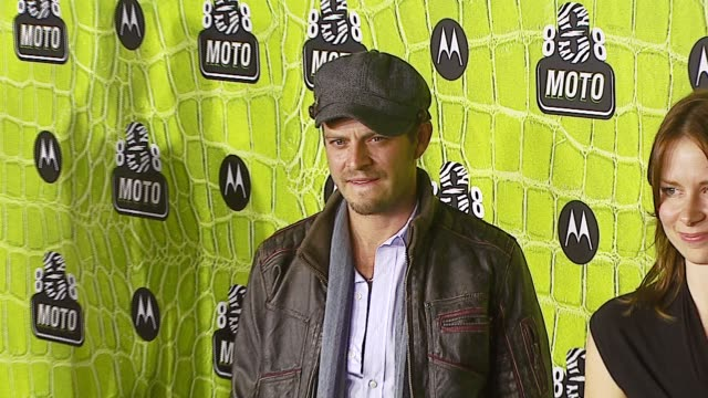 Carmine Giovinazzo at the 8th Annual Anniversary Party Hosted By Motorola at the Hollywood Palladium in Hollywood California on November 2 2006