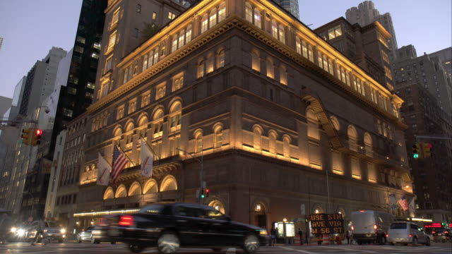 Carnegie Hall Exterior CNNAARC378