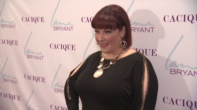 Carnie Wilson at Lane Bryant 34th Street Flagship Store Opening Party at Lane Bryant Flagship Store on February 28 2013 in New York New York