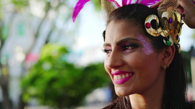 carnival brazil - brazilian carnival stock videos and b-roll footage