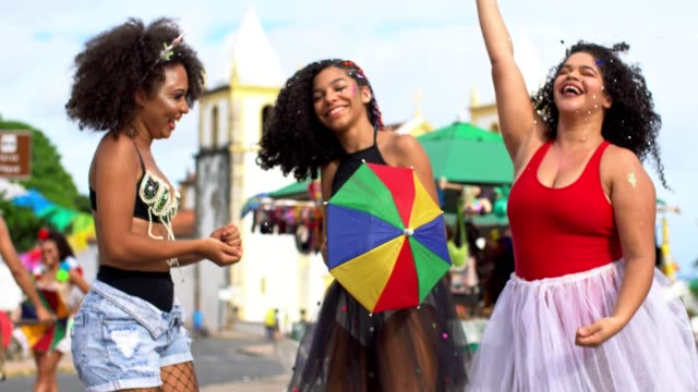 carnival in pernambuco - entertainment occupation stock videos & royalty-free footage