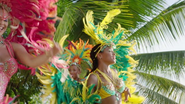 carnival - west indies stock videos & royalty-free footage