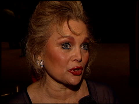 carol connors at the thalians 46th annual ball at century plaza in century city california on october 13 2001 - thalians annual ball stock videos & royalty-free footage