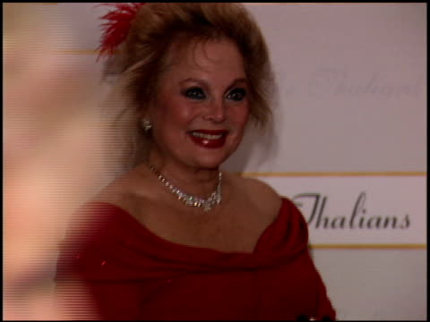carol connors at the thalians ball 50th anniversary at the century plaza hotel in century city, california on october 8, 2005. - thalians ball stock-videos und b-roll-filmmaterial