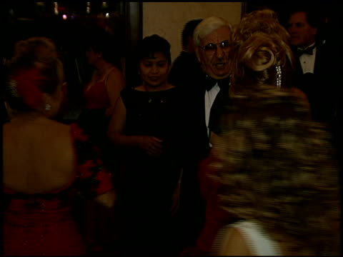 carol connors at the thalians ball at the century plaza hotel in century city, california on november 1, 1997. - thalians ball stock-videos und b-roll-filmmaterial