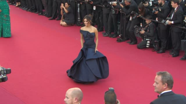 CLEAN 'Carol' Red Carpet at Palais des Festivals on May 17 2015 in Cannes France