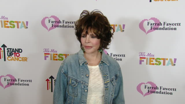 """carole bayer sager at the farrah fawcett foundation's """"texmex fiesta"""" in los angeles ca - farrah fawcett stock videos and b-roll footage"""