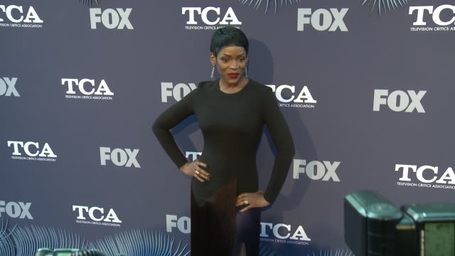Caroline Chikezie at the FOX Summer TCA 2018 AllStar Party at Soho House on August 02 2018 in West Hollywood California