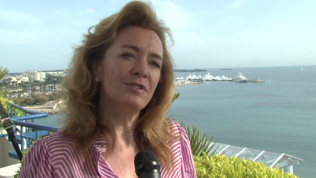 Caroline GruosiScheufele on the red carpet collection that Chopard have put together especially for the film festival at the Cannes Film Festival...