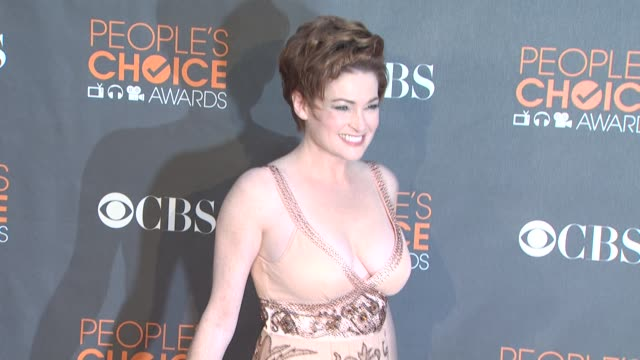 caroline hennessy at the 36th annual people's choice awards at los angeles ca. - people's choice awards stock videos & royalty-free footage