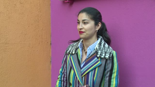 caroline issa on may 04 2016 in london england - missoni stock videos & royalty-free footage