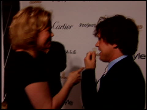 stockvideo's en b-roll-footage met caroline rhea at the project als benefit gala at the century plaza hotel in century city, california on may 6, 2005. - century plaza