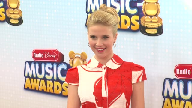 Caroline Sunshine at 2013 Radio Disney Music Awards 4/27/2013 in Los Angeles CA