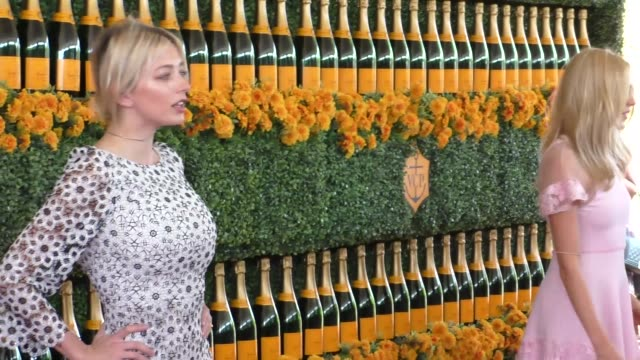 Caroline Vreeland at the sixth annual Veuve Clicquot Polo Classic at Will Rogers Historic State Park in Pacific Palisades at Celebrity Sightings in...