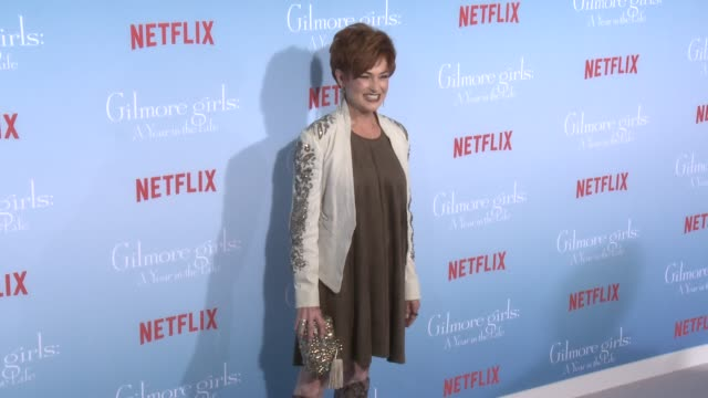 Carolyn Hennesy at the Premiere of Netflix's Gilmore Girls A Year In The Life at Regency Bruin Theater on November 18 2016 in Westwood California
