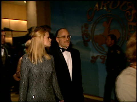 carousel of hope gala at the carousel of hope gala at the beverly hilton in beverly hills california on october 25 1996 - carousel of hope stock videos and b-roll footage