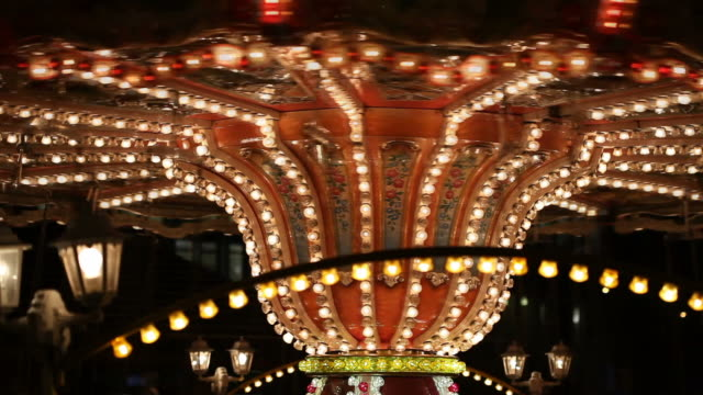 carousel - circus stock videos & royalty-free footage