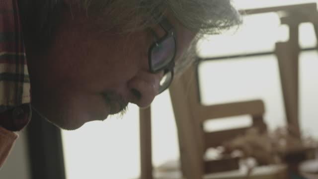 carpenter at work - timber stock videos & royalty-free footage