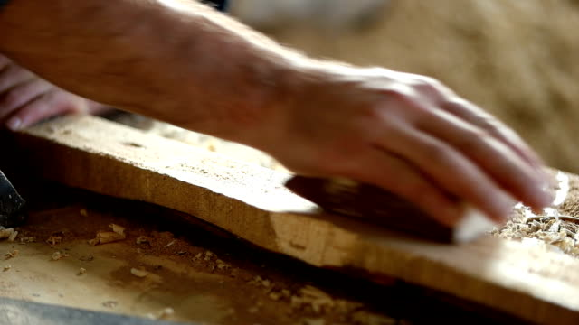 carpenter at work - repairman stock videos & royalty-free footage